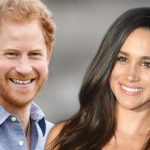 Actriz Meghan Markle y harry
