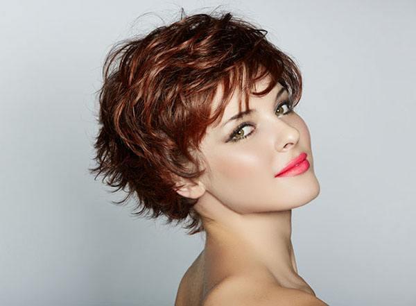 Mujeres famosas con pelo corto