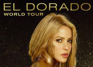 Esta es la imagen oficial del nuevo tour de Shakira