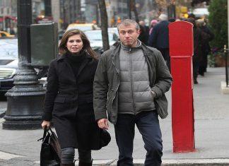 Dasha Zhukova y Roman Abramovich