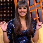 Presentadora Cristina Pedroche