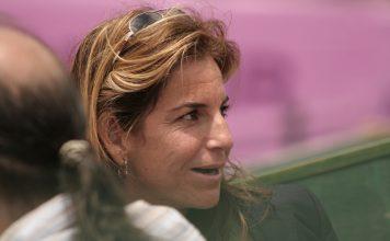 tenista Arantxa Sánchez Vicario