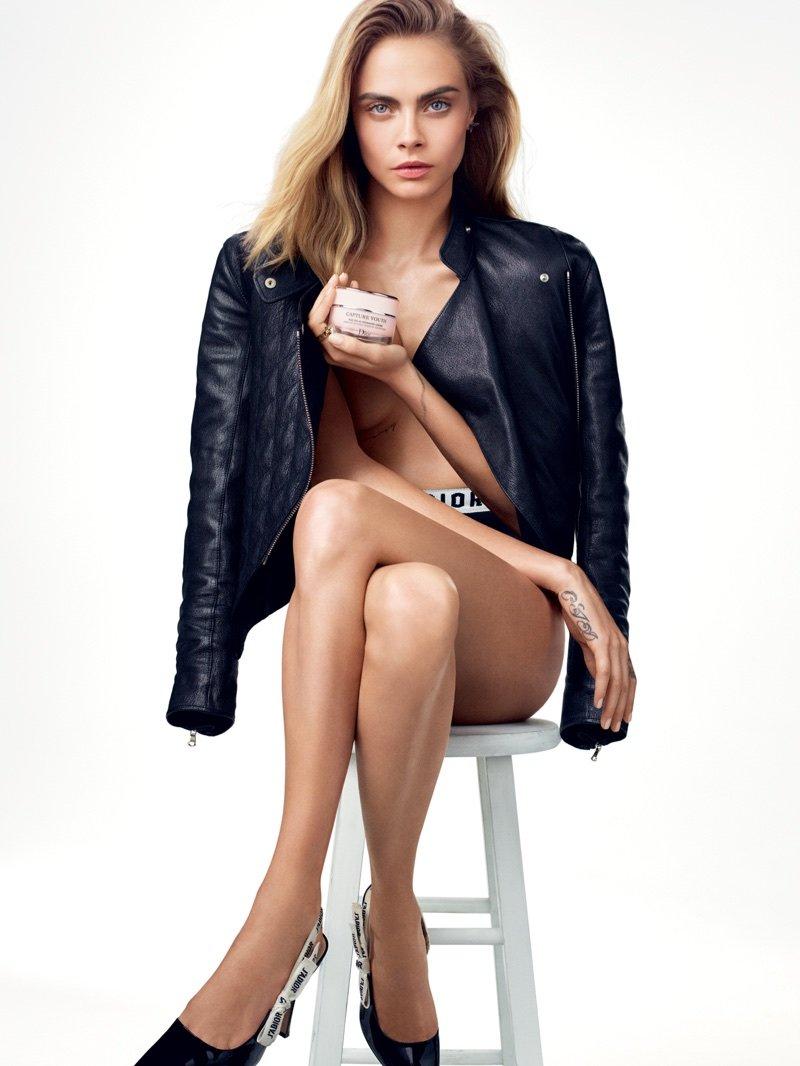 18bb3b02c5 modelo-Cara-Delevingne-Dior - Famosas.es - El blog rosa de las famosas