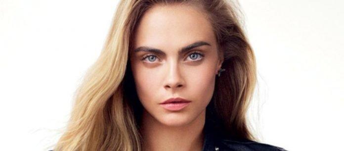 1dd806ab28 Modelo Cara Delevigne es la cara de la nueva campaña de Dior