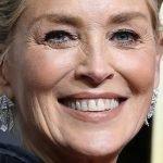 Sharon Stone, a sus sesenta años