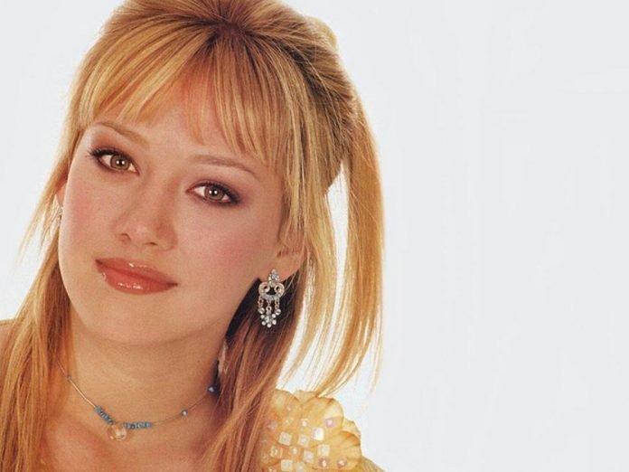 Hilary Duff adopta