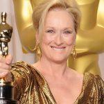 Meryl Streep, nominada nuevamente como mejor actriz