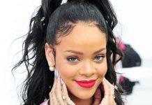 Rihanna disfrutó el festival de Coachella 2018
