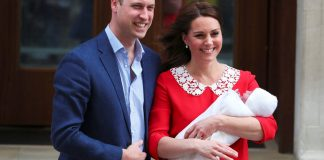 La Duquesa Kate Middleton luce perfecta tras haber dado a luz a su tercer hijo