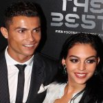 Georgina Rodríguez y Cristiano Ronaldo. Créditos: Getty Images
