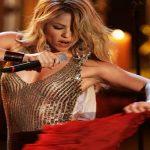 Shakira se