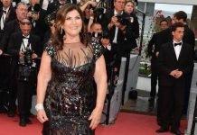 Dolores Aveiro en el Festival de Cannes 2018