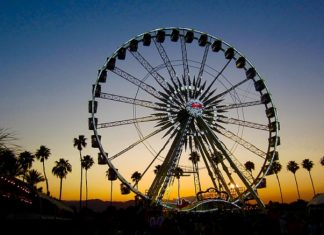 Coachella: los vestidos tiroleses post festival