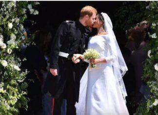 Meghan Markle y el príncipe Harry ya
