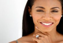 La actriz Jada Pinkett Smith