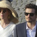 Katy Perry y Orlando Bloom en Roma. Créditos: GTRES
