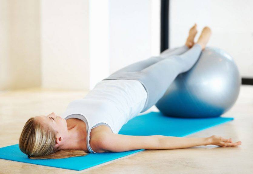 Kate Hudson nos regala técnicas de pilates