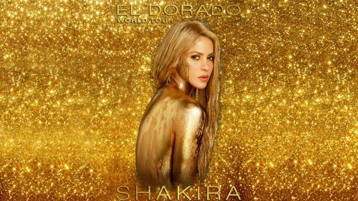 Shakira y su Dorado World Tour