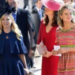 Exnovias del príncipe Harry presentes en la boda real