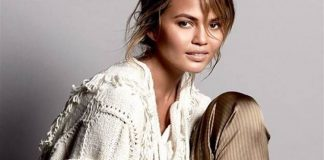 La modelo Chrissy Teigen