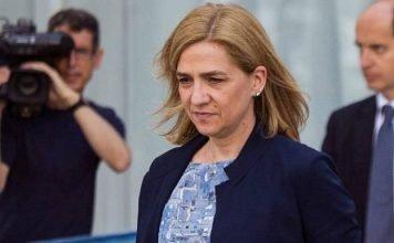 La Infanta Cristina (Foto elcorreo.com)