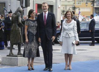 La Reina Doña Letizia en los Premios Princesa de Asturias 2018
