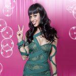 La cantante norteamericana Katy Perry