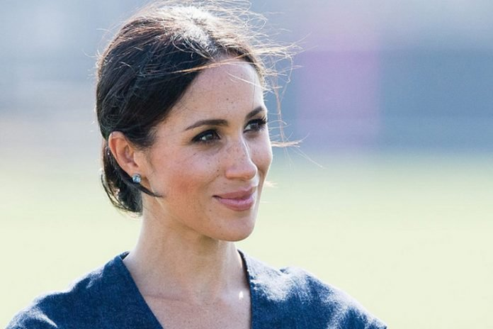 La duquesa de Sussex Meghan Markle