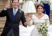 Eugenia de York y Jack Brooksbank ya son esposos