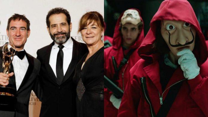 La Casa de Papel primera serie española en ganar un Emmy Internacional