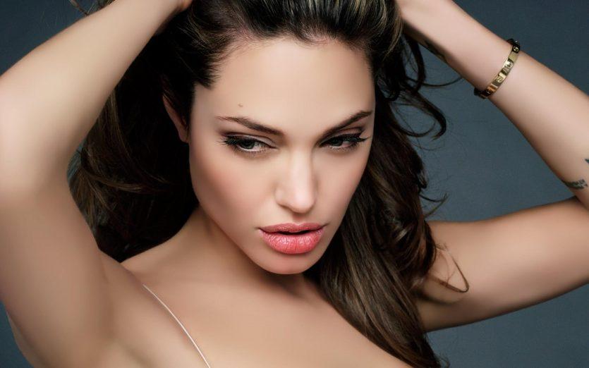 Las claves de belleza de Angelina radican principalmente en la naturalidad