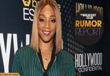 La comediante Tiffany Haddish