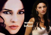 La actriz Monica Bellucci