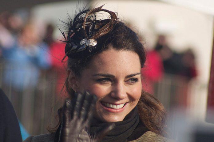 El lindo detalle de Kate Middleton