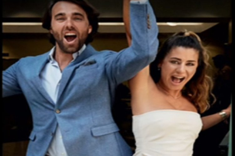 Han celebrado su boda cubana