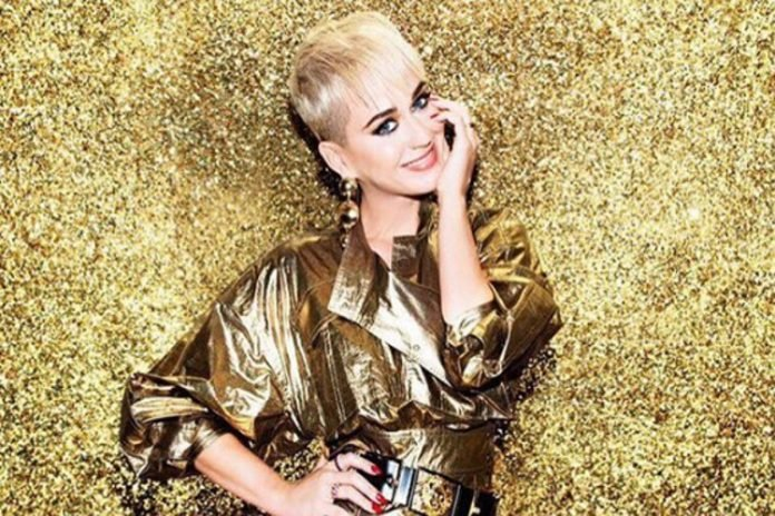 Katy Perry ya tiene