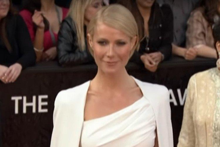 La actriz Gwyneth Paltrow