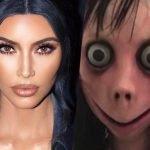 Kim Kardashian y el Momo Challenge