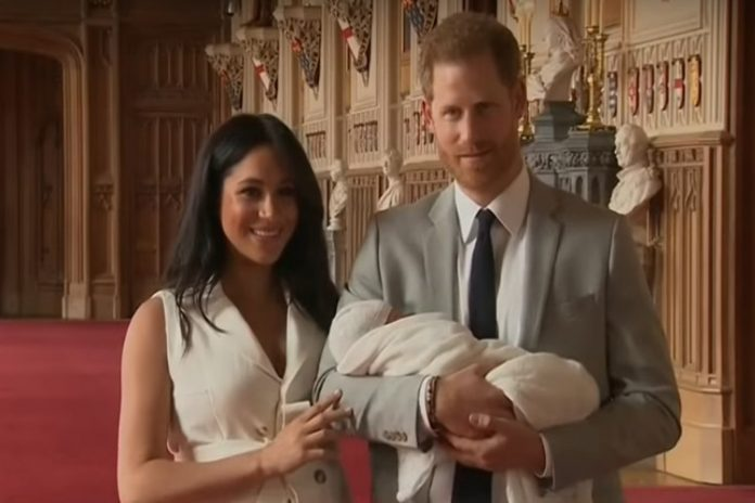 El bebé Sussex