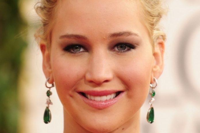 Jennifer Lawrence encontró
