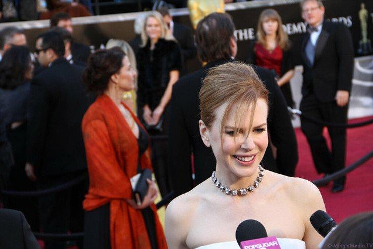 La actriz ya tiene dos hijos adoptivos: Connor (24) e Isabella (26) junto a su ex marido Tom Cruise
