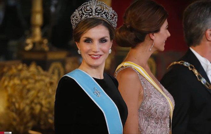 Rutinas de la reina Letizia