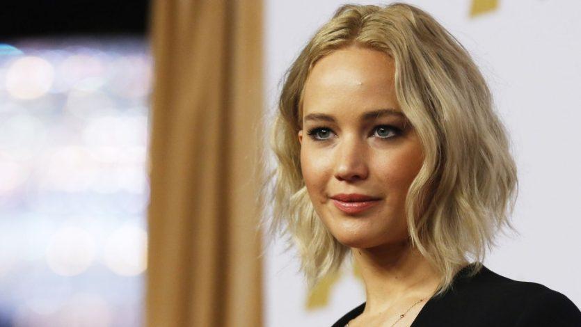 Jennifer Lawrence - fotos de famosas desnudas
