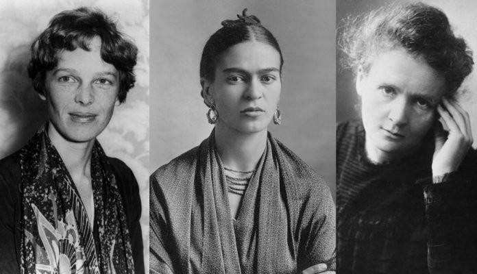Conoce a las 10 mujeres más importantes del mundo