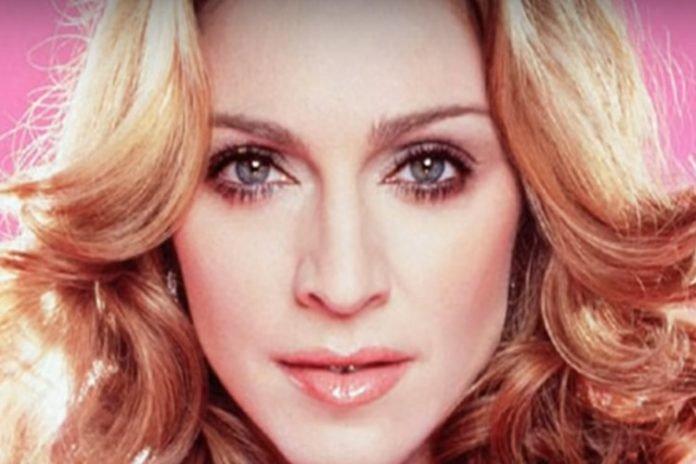 Madonna dejó mal