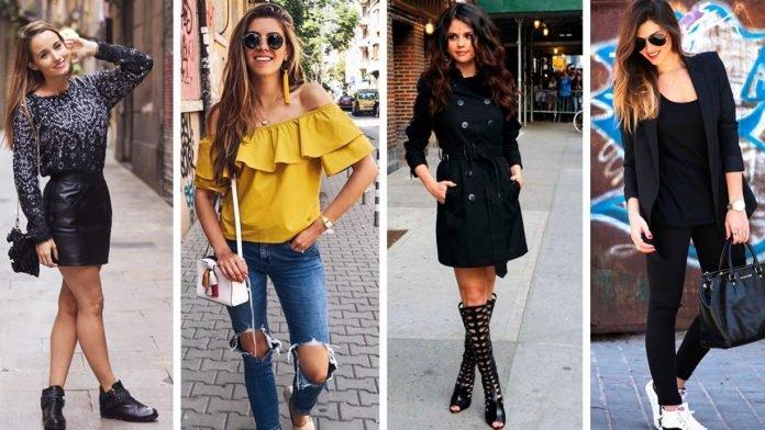 TOP 10: Los mejores looks casual de mujer en 2019