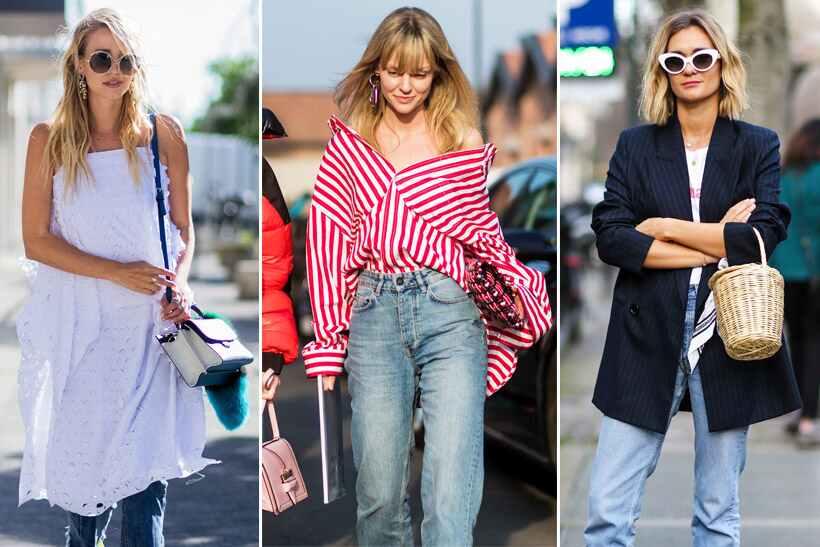 Las rayas: el clásico de rayas es indispensable en tu outfit verano 2019