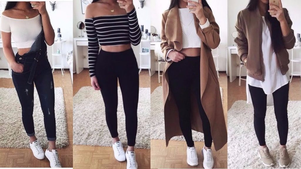 Outfit simple para lucir un looks casual
