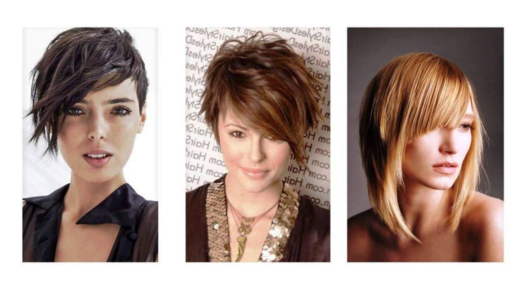 peinados de pelo corto para otoño
