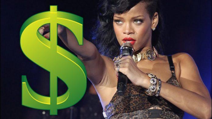 Celebridades más ricas del mundo